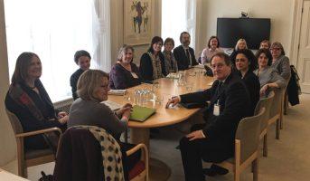 Parents making high-level progress on the SEND health agenda