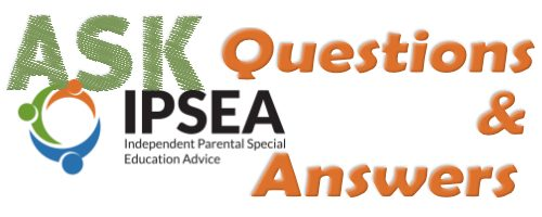 ASK IPSEA Legal Agony Answers