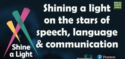 Shining a light on the stars of speech, language and communication