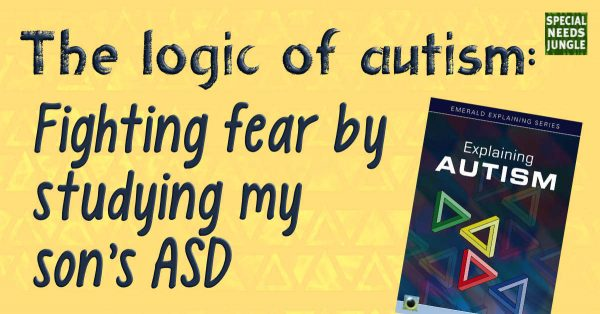 Fighting fear by studying my son's ASD