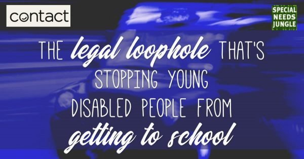 The legal loophole that stops young disabled people from getting to school
