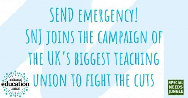 SEND emergency SNJ joins the campaign of the UKs biggest teaching union to fight the cuts
